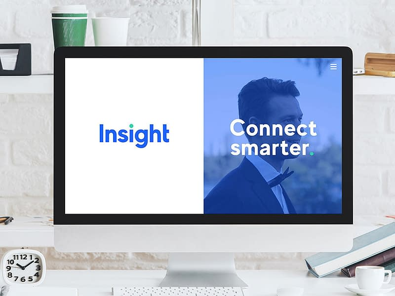 Insight Social Media website