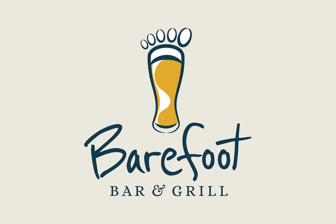 Barefoot Bar & Grill logo