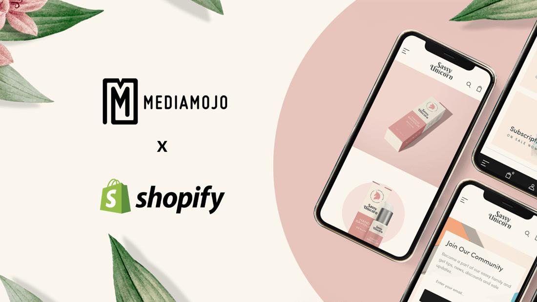 mediamojo and shopify