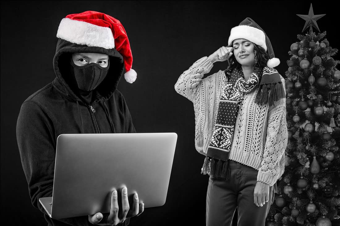 How to avoid online shopping scams this Christmas