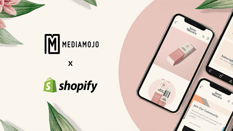 mediamojo and shopify