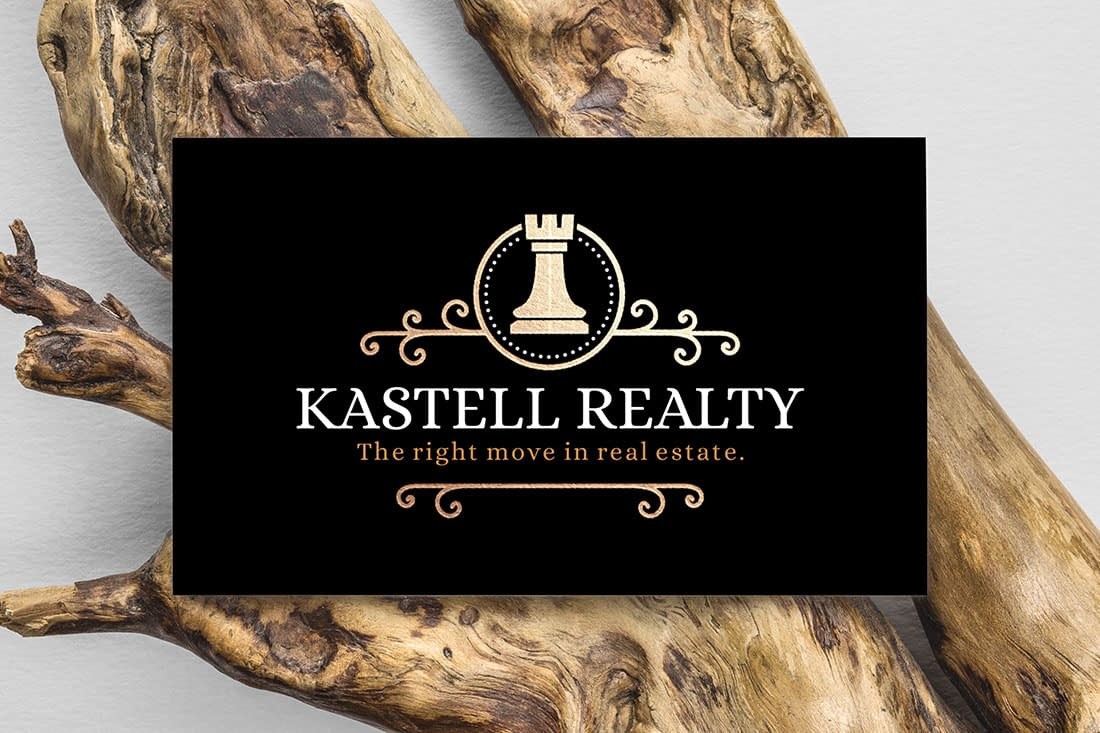 Kastell Realty business cards
