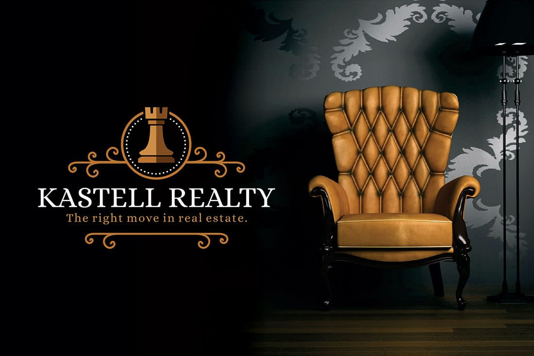 Kastell Realty logo design