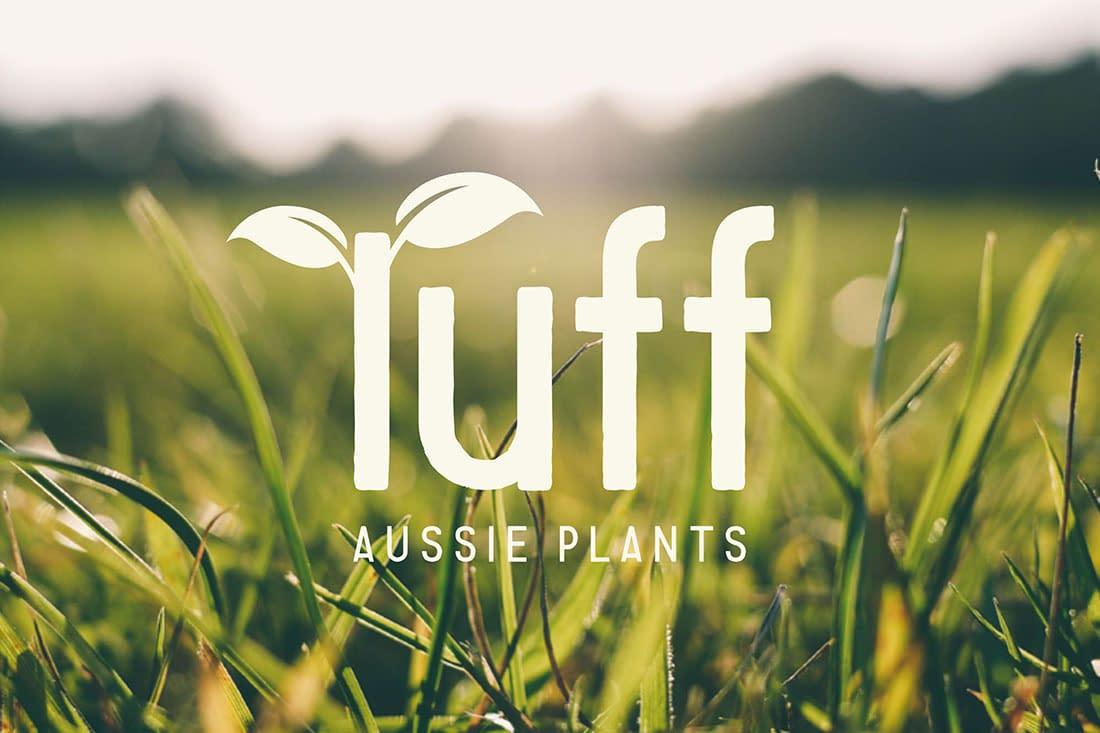 Tuff Aussie Plants Logo Design